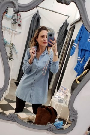 Cami jeans LONG