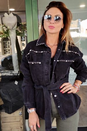 Giacca Jeans BORCHIE